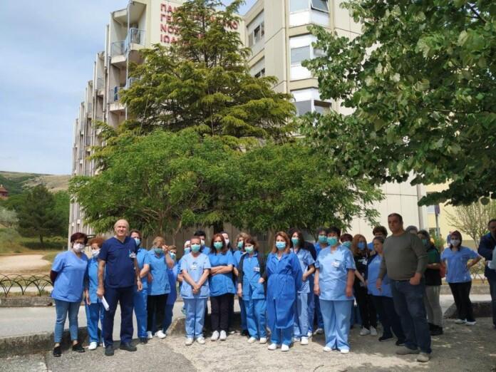 Γιάννενα: «Νίκη» για τις 18 καθαρίστριες του ΠΓΝΙ