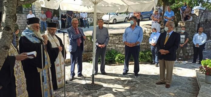 Γιάννενα: Τίμησαν τη Μνήμη των Πεσόντων Κερασοβιτών