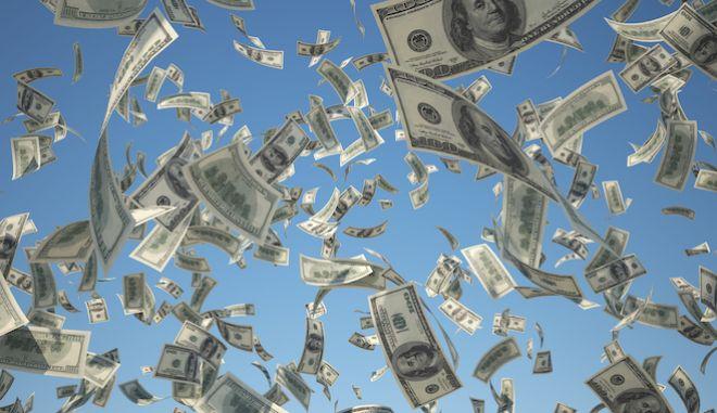 money_rain